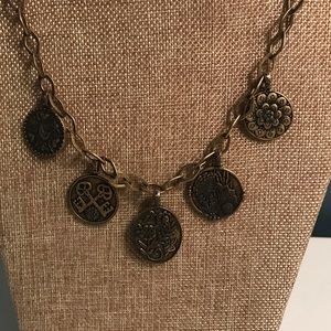 Lucky Brand vintage necklace